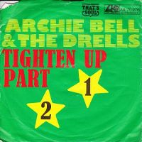 Cover Archie Bell & The Drells - Tighten Up
