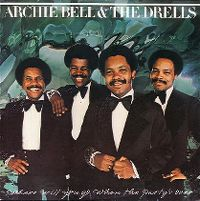 Cover Archie Bell & The Drells - Where Will You Go When The Party's Over