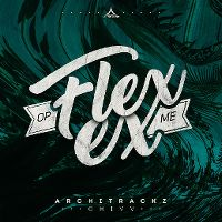 Cover Architrackz feat. Chivv - Flex op me ex