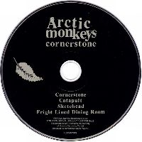 Cover Arctic Monkeys - Cornerstone