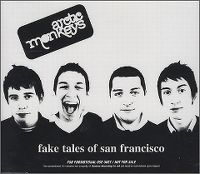 Cover Arctic Monkeys - Fake Tales Of San Francisco