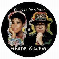 Cover Aretha & Elton - Through The Storm