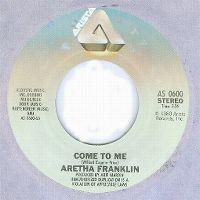 Cover Aretha Franklin - Come To Me