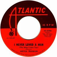 Cover Aretha Franklin - I Never Loved A Man (The Way I Love You)