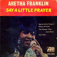 Cover Aretha Franklin - I Say A Little Prayer