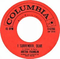 Cover Aretha Franklin - I Surrender, Dear