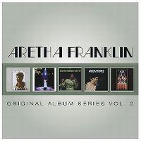 Cover Aretha Franklin - Original Album Series Vol. 2