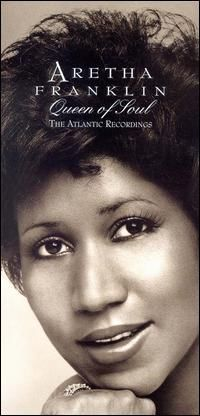 Cover Aretha Franklin - Queen Of Soul: The Atlantic Recordings