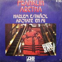 Cover Aretha Franklin - Spanish Harlem
