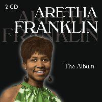 Cover Aretha Franklin - The Album