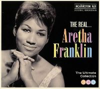 Cover Aretha Franklin - The Real... Aretha Franklin - The Ultimate Collection