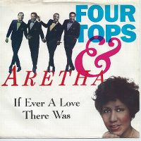 Cover Aretha Franklin feat. The Four Tops and Kenny G - If Ever A Love There Was