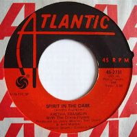 Cover Aretha Franklin With The Dixie Flyers - Spirit In The Dark