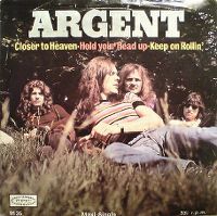 Cover Argent - Closer To Heaven