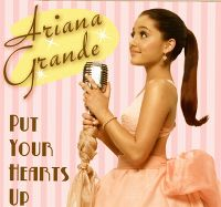 Cover Ariana Grande - Put Your Hearts Up