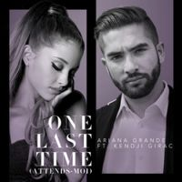 Cover Ariana Grande feat. Kendji Girac - One Last Time (Attends-moi)
