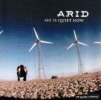 Cover Arid - All Is Quiet Now