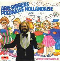 Cover Arie Ribbens - Polonaise Hollandaise