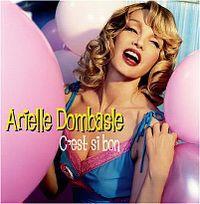 Cover Arielle Dombasle - C'est si bon