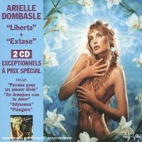 Cover Arielle Dombasle - Liberta / Extase