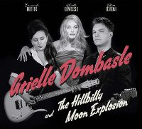 Cover Arielle Dombasle and The Hillbilly Moon Explosion - French Kiss