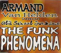 Cover Armand van Helden - The Funk Phenomena