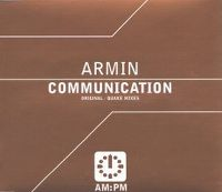 Cover Armin - Communication