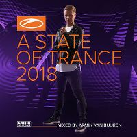Cover Armin van Buuren - A State Of Trance 2018