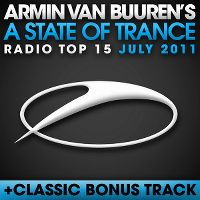 Cover Armin van Buuren - A State Of Trance Radio Top 15 - July 2011