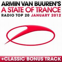 Cover Armin van Buuren - A State Of Trance Radio Top 20 - January 2012