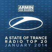 Cover Armin van Buuren - A State Of Trance Radio Top 20 - January 2014