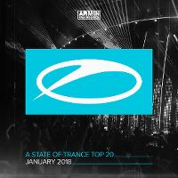 Cover Armin van Buuren - A State Of Trance Radio Top 20 - January 2018