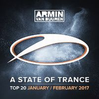 Cover Armin van Buuren - A State Of Trance Radio Top 20 - January / February 2017
