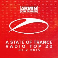 Cover Armin van Buuren - A State Of Trance Radio Top 20 - July 2015