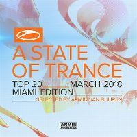 Cover Armin van Buuren - A State Of Trance Top 20 - March 2018