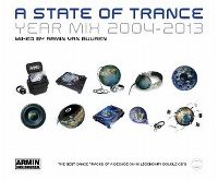 Cover Armin van Buuren - A State Of Trance Year Mix 2004-2013