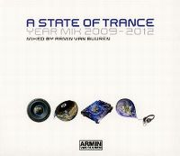 Cover Armin van Buuren - A State Of Trance Year Mix 2009-2012