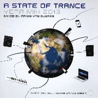 Cover Armin van Buuren - A State Of Trance Year Mix 2013