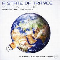 Cover Armin van Buuren - A State Of Trance Year Mix 2016