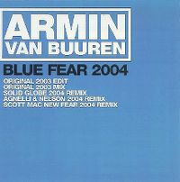 Cover Armin van Buuren - Blue Fear 2004