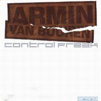 Cover Armin van Buuren - Control Freak