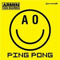 Cover Armin van Buuren - Ping Pong