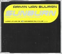 Cover Armin van Buuren - Sunburn (Walk Through The Fire)