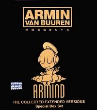 Cover Armin van Buuren - The Collected Extended Versions