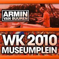 Cover Armin van Buuren - WK 2010 Museumplein