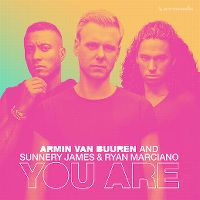 Cover Armin van Buuren and Sunnery James & Ryan Marciano - You Are