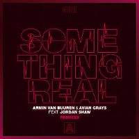 Cover Armin van Buuren & Avian Grays feat. Jordan Shaw - Something Real