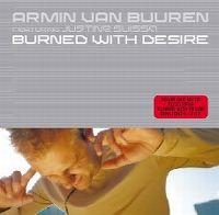Cover Armin van Buuren feat. Justine Suissa - Burned With Desire