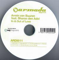 Cover Armin van Buuren feat. Sharon den Adel - In And Out Of Love
