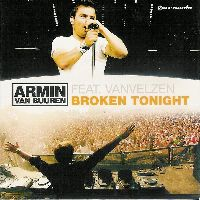 Cover Armin van Buuren feat. VanVelzen - Broken Tonight